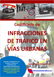 Cover of Codificado de Tráfico en Vías Urbanas